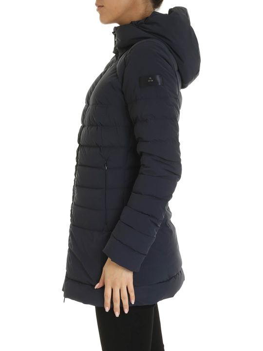 Peuterey Jacket Lenmana Ag 01 In Nylon Color Blue