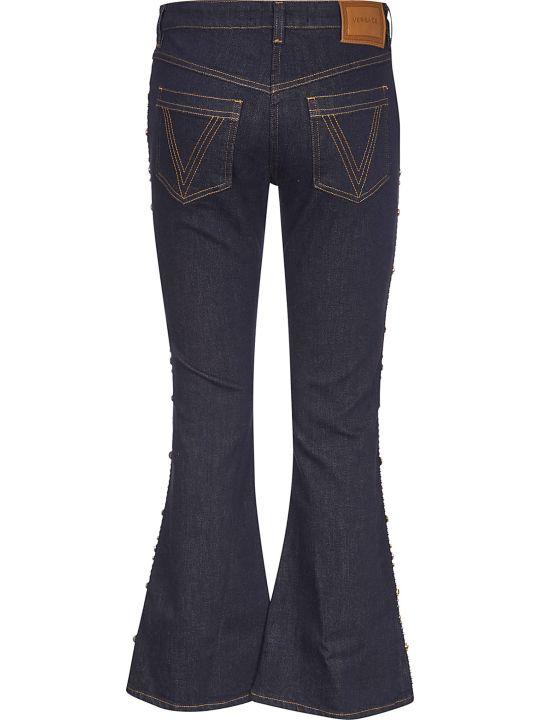Versace Flared Leg Jeans