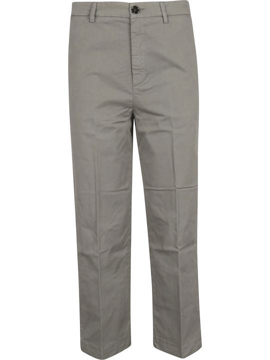True Nyc Straight Leg Trousers