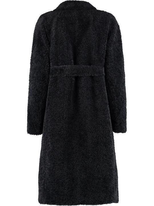 'S Max Mara Agiato Faux Fur Coat