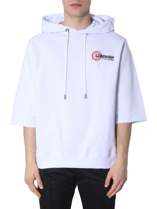 GCDS Oversize Fit Sweatshirt