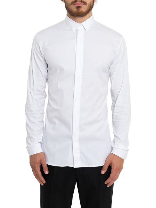 Dior Homme Embroidered Shirt