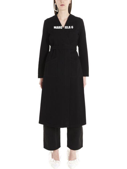 MM6 Maison Margiela 'blouse Blanche' Coat
