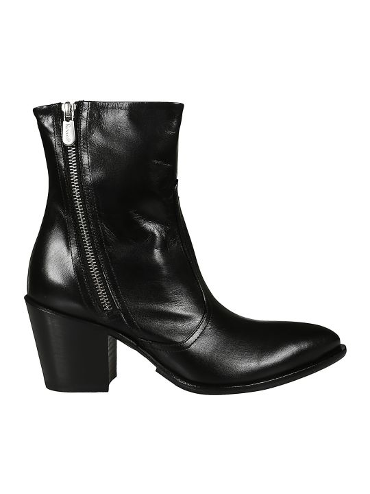 Rocco P. Zipped Boots