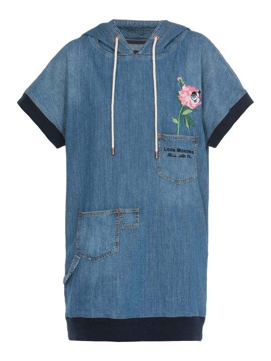 Love Moschino Jeans Dress