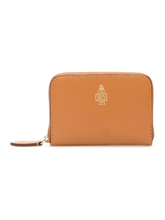 Mark Cross Zip Around Wallet