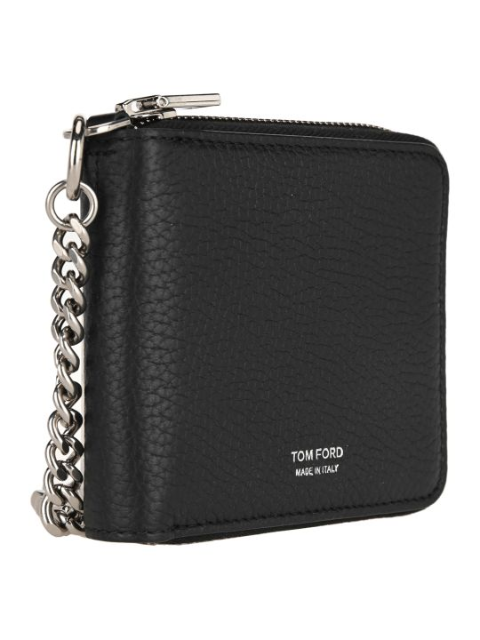 Tom Ford Logo Chain Wallet