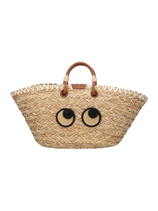 Anya Hindmarch 'basket Eyes' Bag