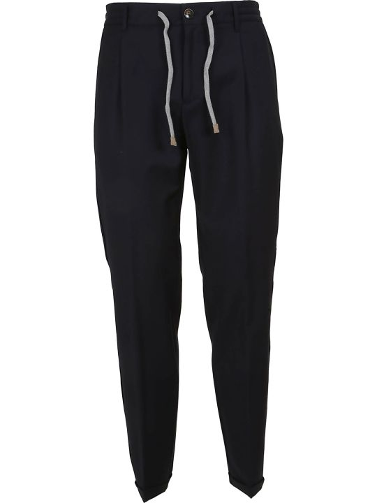 Eleventy Drawstring Trousers