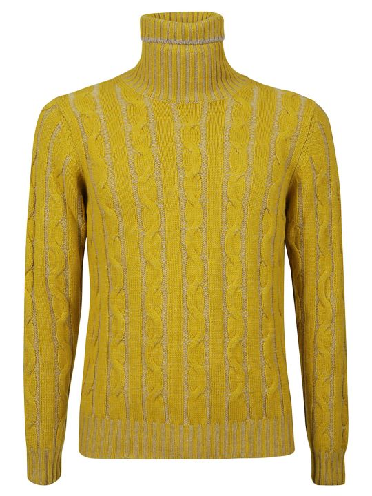 Settefili Cashmere Turtleneck Sweater