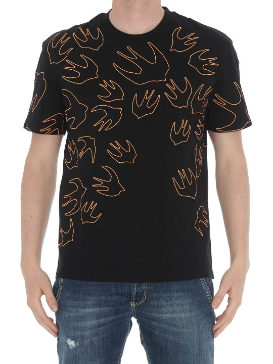 McQ Alexander McQueen Signature Swallow T-shirt