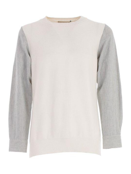 Maison Flaneur Knitted Sweatshirt