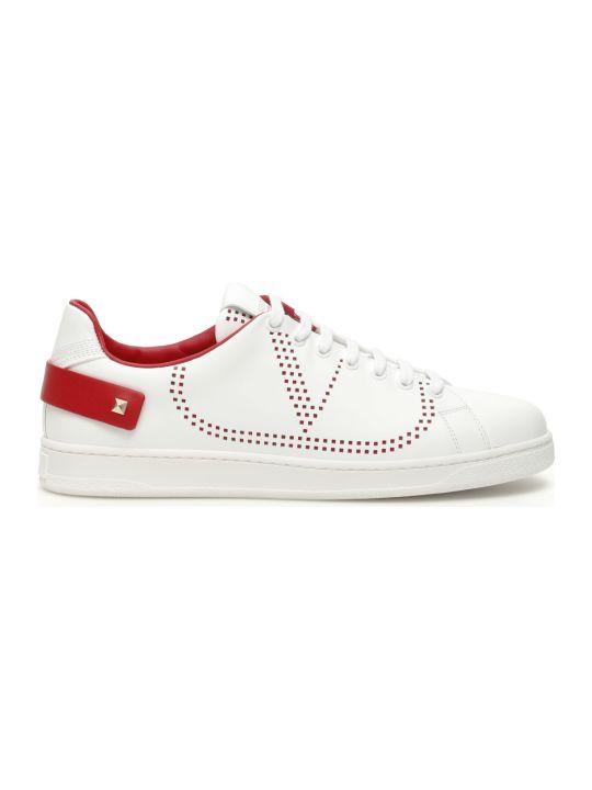 Valentino Garavani Vlogo Backnet Sneakers