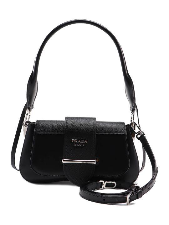 Prada Sidonie Leather Bag