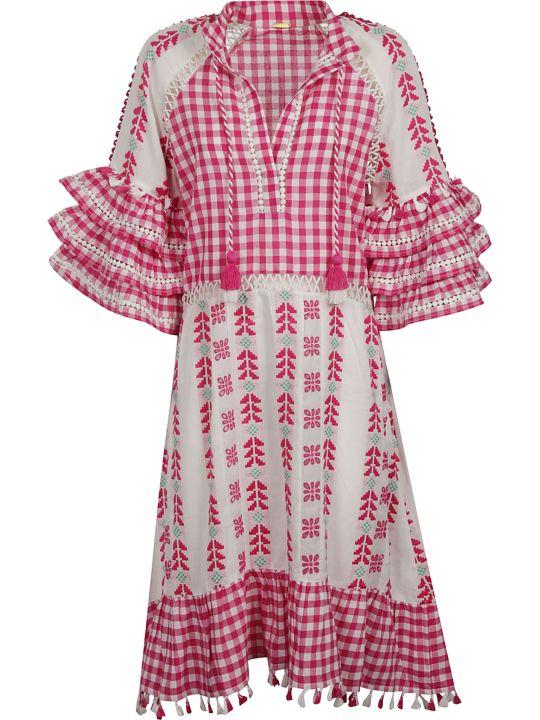 Dodo Bar Or Dodo Bar Or Embroidered Summer Dress