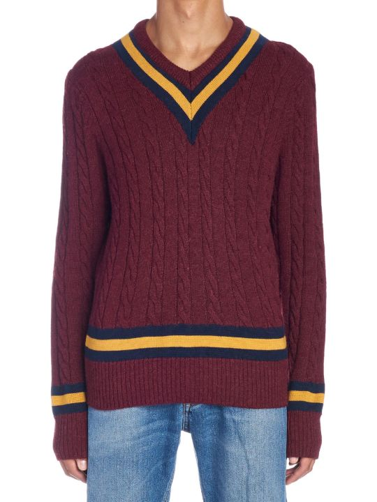 Kent & Curwen 'college' Sweater