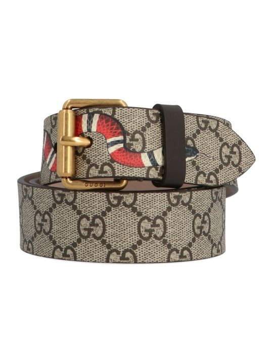 Gucci 'gg Snake' Belt