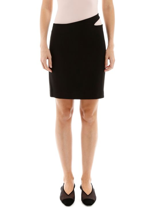 Coperni Cut-out Mini Skirt
