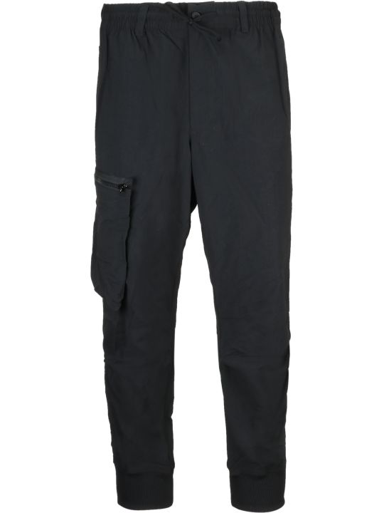 Y-3 Cropped Trousers