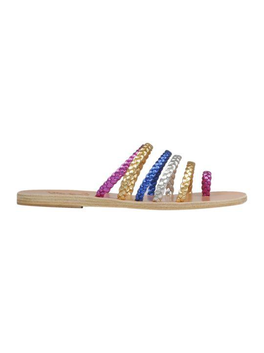 Ancient Greek Sandals Braided Sandals