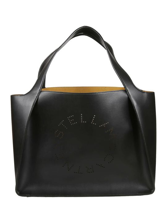 Stella McCartney Perforated Tote