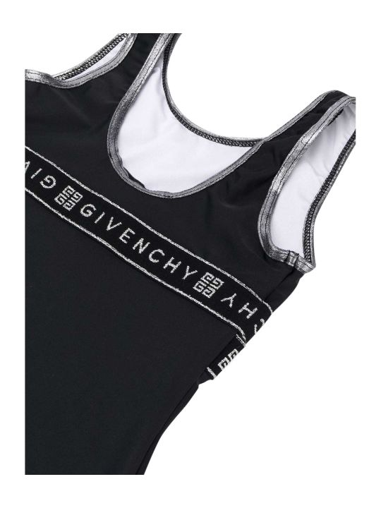 Givenchy Kids Printed Swimsuit