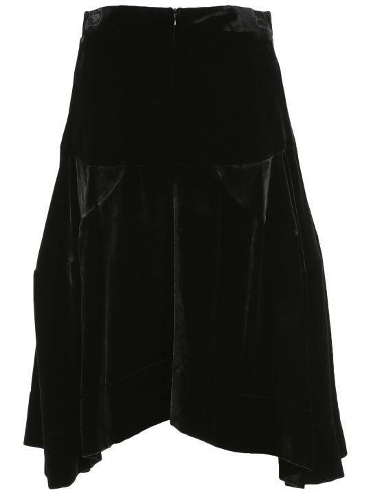 Vivienne Westwood Anglomania Anglomania Asymmetric Skirt