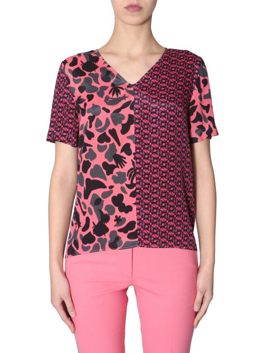 PS by Paul Smith V-neck Blouse