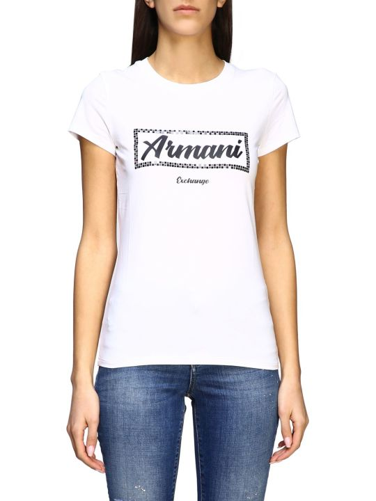 Armani Collezioni Armani Exchange T-shirt T-shirt Women Armani Exchange