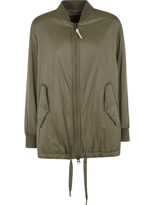 Woolrich Zipped-up Bomber Jacket