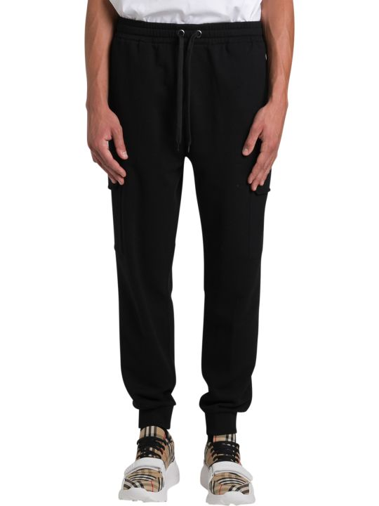Burberry Joggers With Cargo Pockets