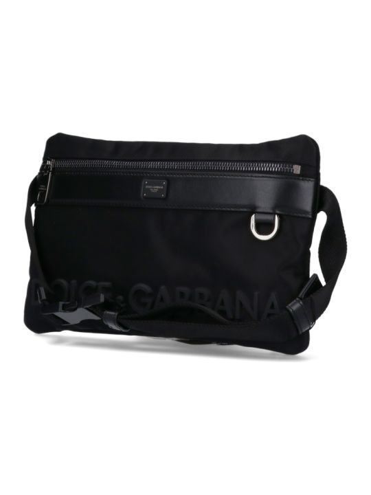 Dolce & Gabbana Sicilia Dna Fanny Pack