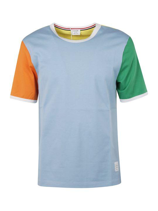 Thom Browne Fun Mix Ringer T-shirt