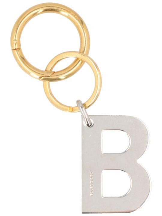 Balenciaga 'bb' Keyring