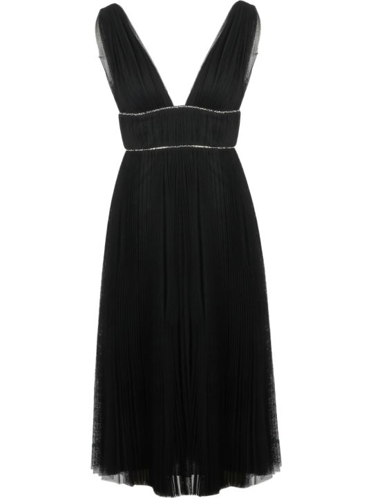 Maria Lucia Hohan Pleated Kylie Dress