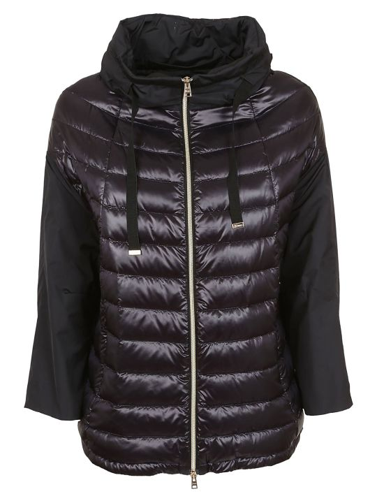 Herno Spread Collar Padded Jacket