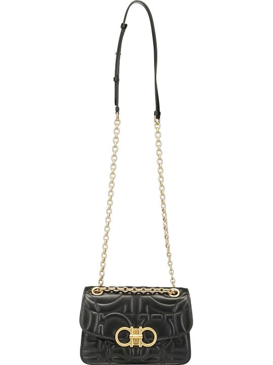 Salvatore Ferragamo Quilting Shoulder Bag