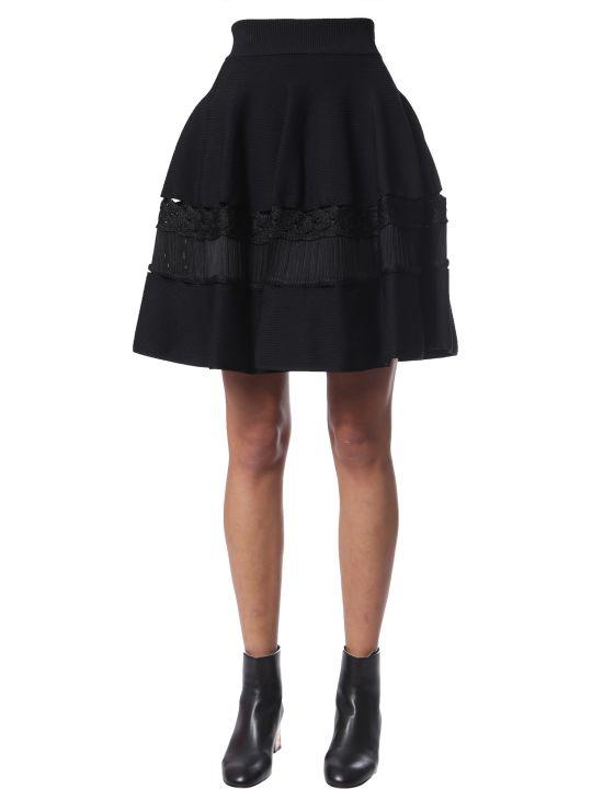 Alexander McQueen Knitted Skirt