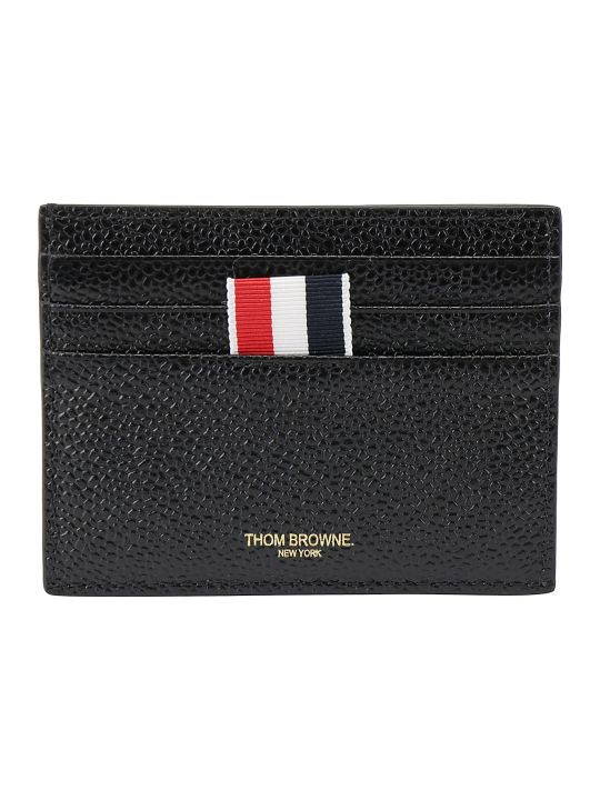 Thom Browne Card Holder Wallet