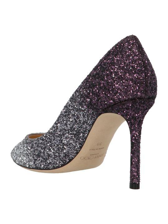 Jimmy Choo 'romy Glitter Degrade' Shoes