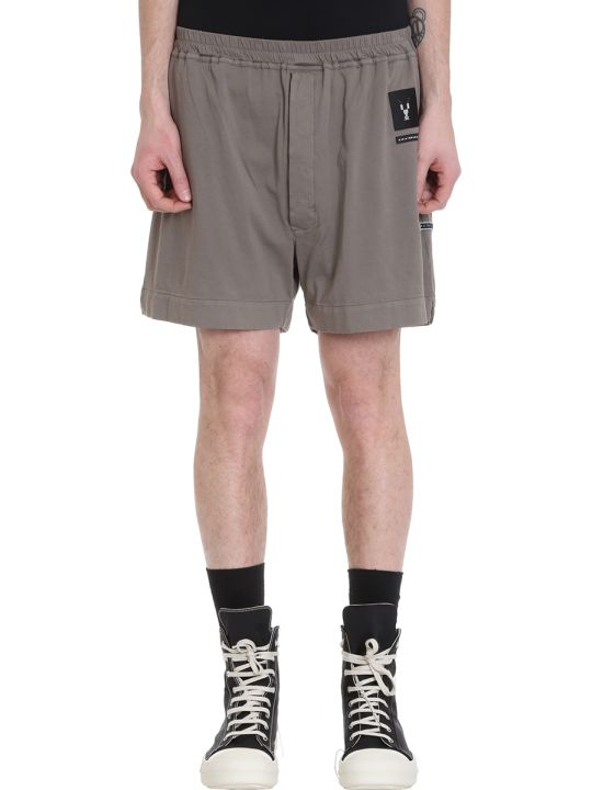 DRKSHDW Dust Cotton Shorts