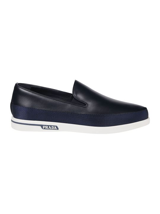 Prada Linea Rossa Sneaker Slip-on Saint Tropez