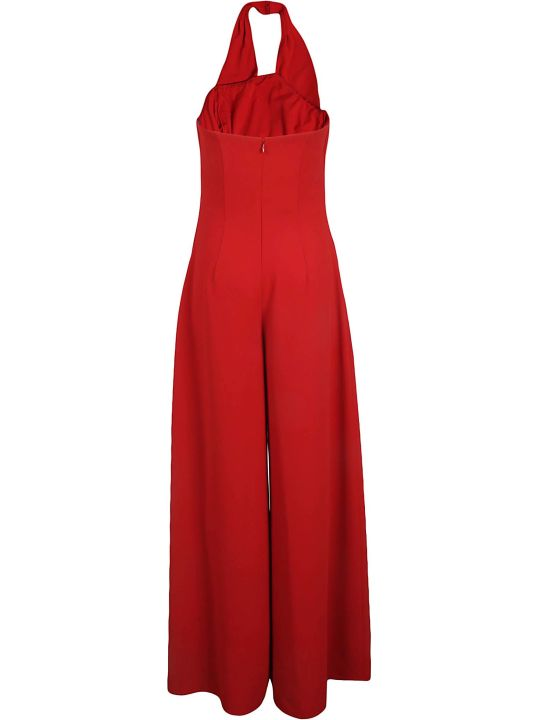 Ralph Lauren Black Label Backless Jumpsuit