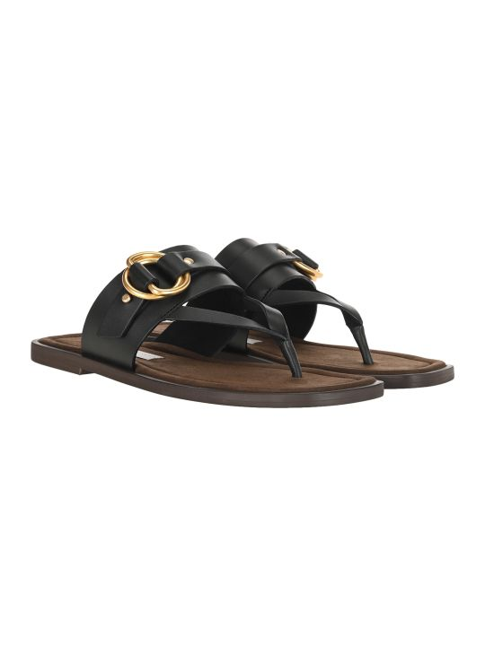 Stella McCartney Plastic Sandals