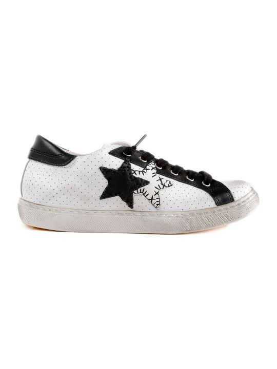 2Star Two Star Patch Sneakers