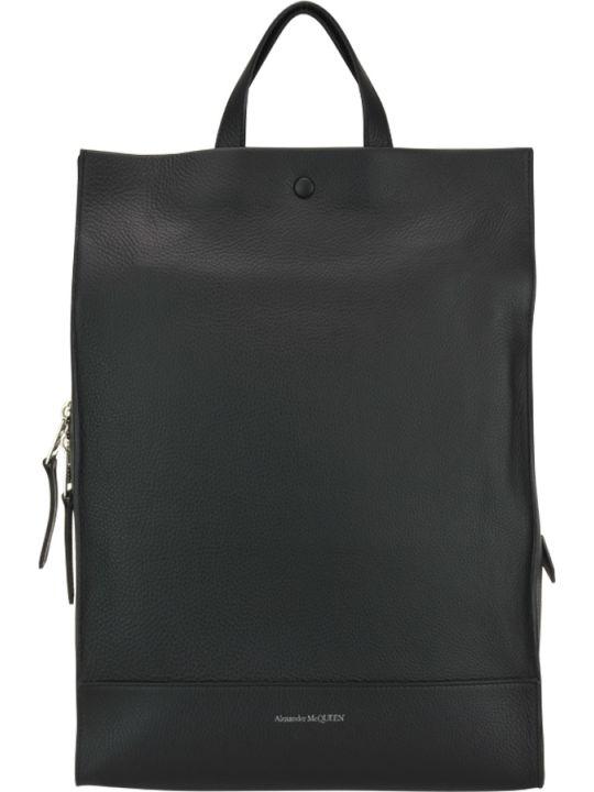 Alexander McQueen Tote Backpack