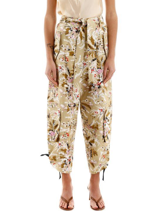 Colville Floral Cargo Pants