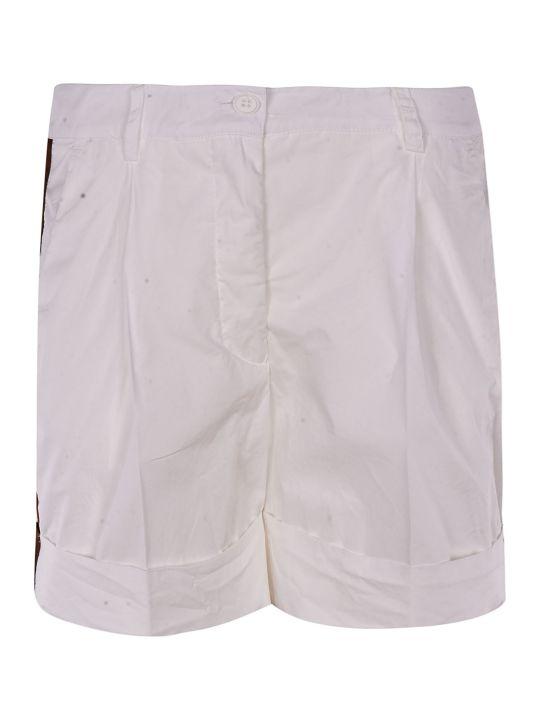 Parosh Leg Length Shorts