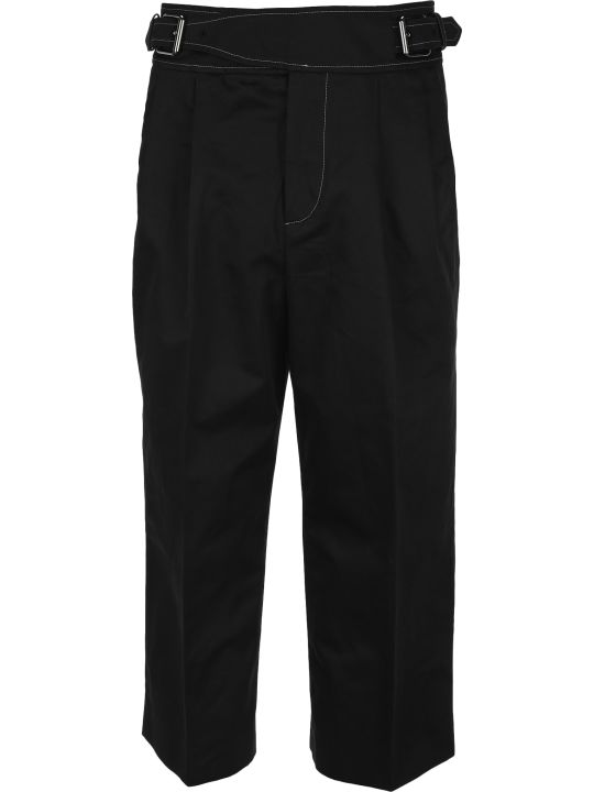 Marni Extra-loose Leg Trousers