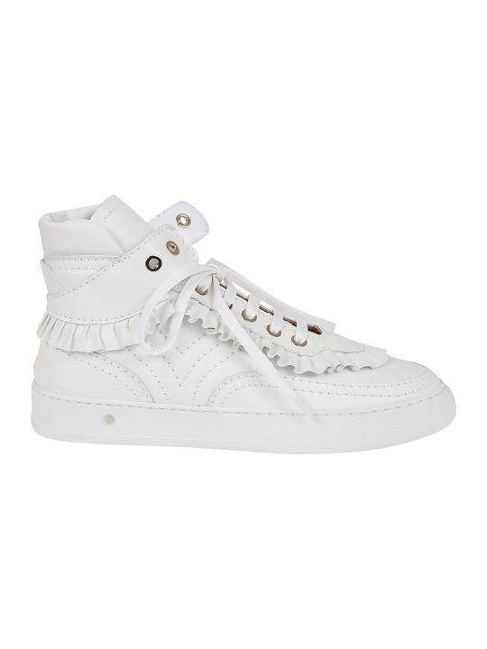 Laurence Dacade Frill Trim Sneakers